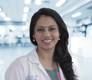Dr. Pinal T Shah