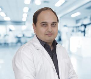 Dr. Riddhish Gadani, MBBS, DNB