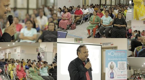 36TH SUPPORT GROUP WAS CONDUCTED AT KD HOSPITAL, AHMEDABAD ON 28TH JULY