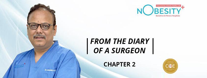 FRONTLINE WARRIORS IN A HEALTH CRISIS – DR. MANISH KHAITAN