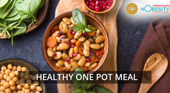 HEALTHY ONE POT MEAL