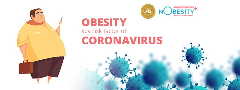 OBESITY IDENTIFIED AS KEY RISK FACTOR OF CORONAVIRUS