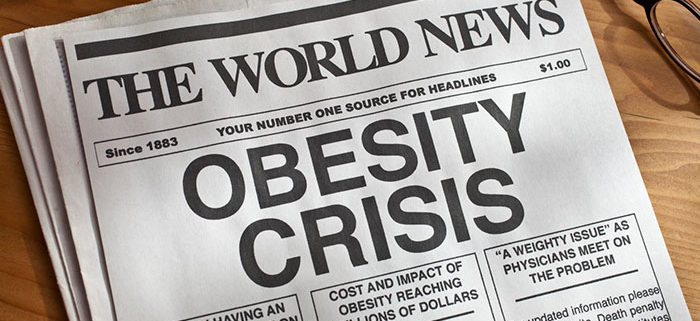 OBESITY, THE NEW PLAGUE