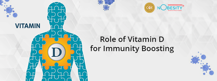 ROLE OF VITAMIN D FOR IMMUNITY BOOSTING