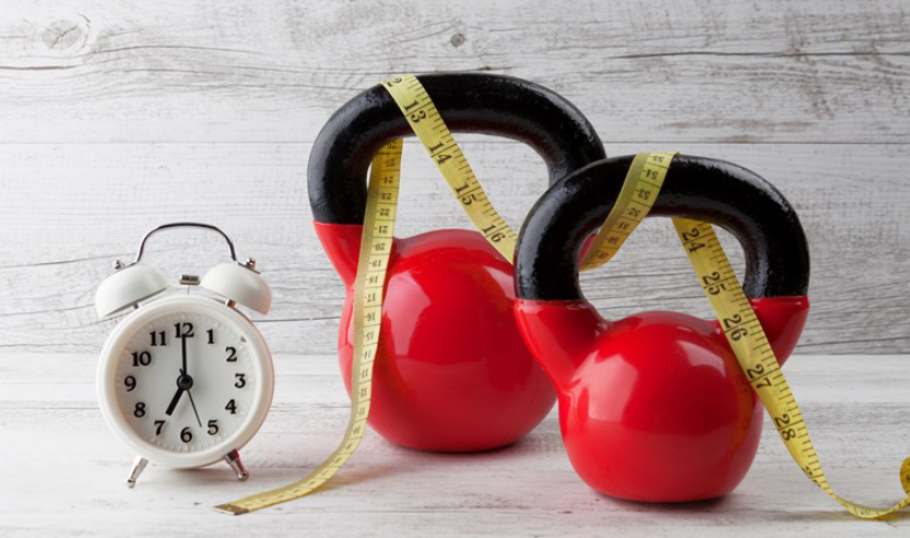 TIMING OF EXERCISE MAY BE KEY TO SUCCESSFUL WEIGHT LOSS