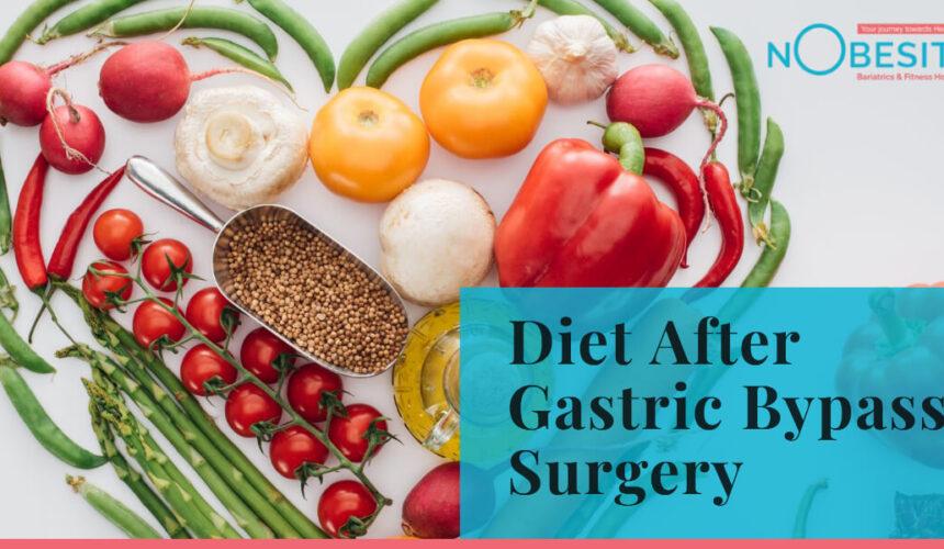 Diet After Gastric Bypass Surgery