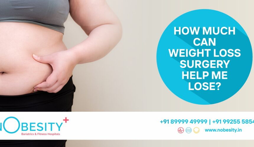 How Much Can Weight Loss Surgery Help Me Lose?