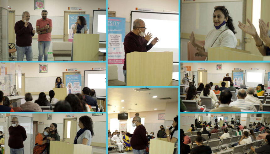 43RD SUPPORT GROUP ORGANIZED BY NObesity AT KD HOSPITAL