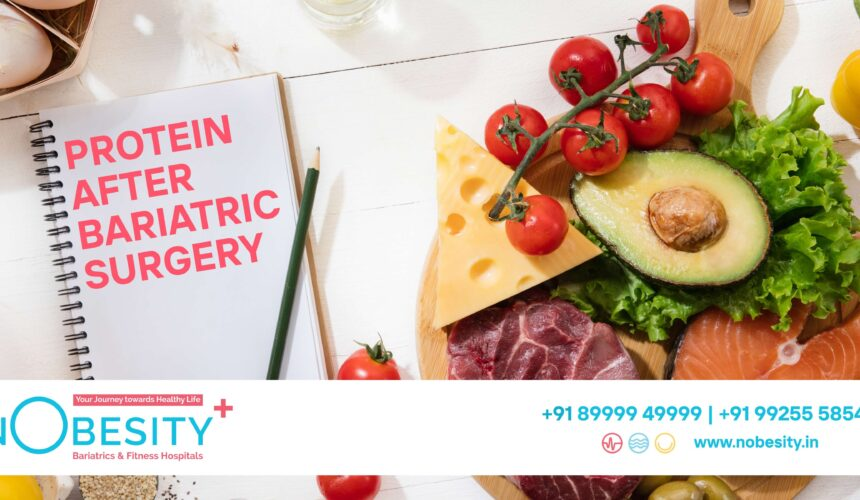 After Bariatric Surgery, Are You Getting Enough Protein?