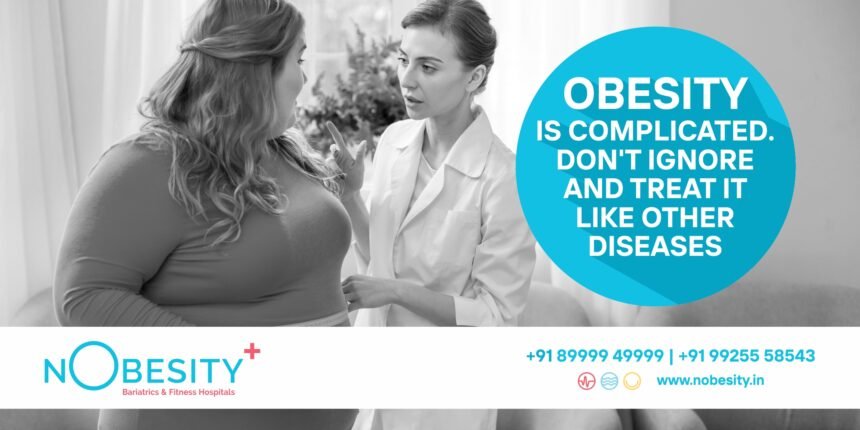 Obesity is Complicated – Don't Ignore and Treat it Like Other Diseases