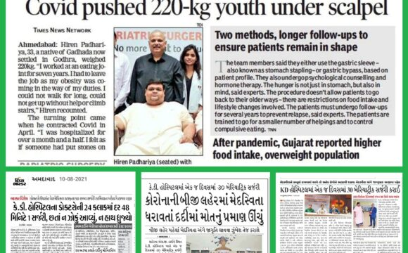30 Bariatric Surgeries Performed within 24 Hours: NOBESITY & KD Hospitals Create History
