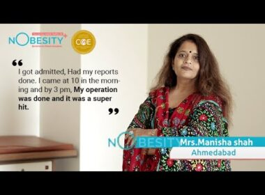 Best Centre for Bariatric Surgery in Gujarat   Best Followup by Patient Experience @Nobesity