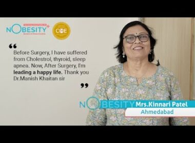 Best Team for Bariatric Weight Loss Surgery   Patient Shares Experience @Nobesity